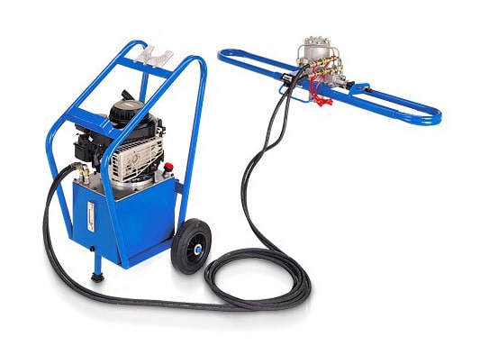 Hydroactionneur mobile ramus industrie for Industrie mobel
