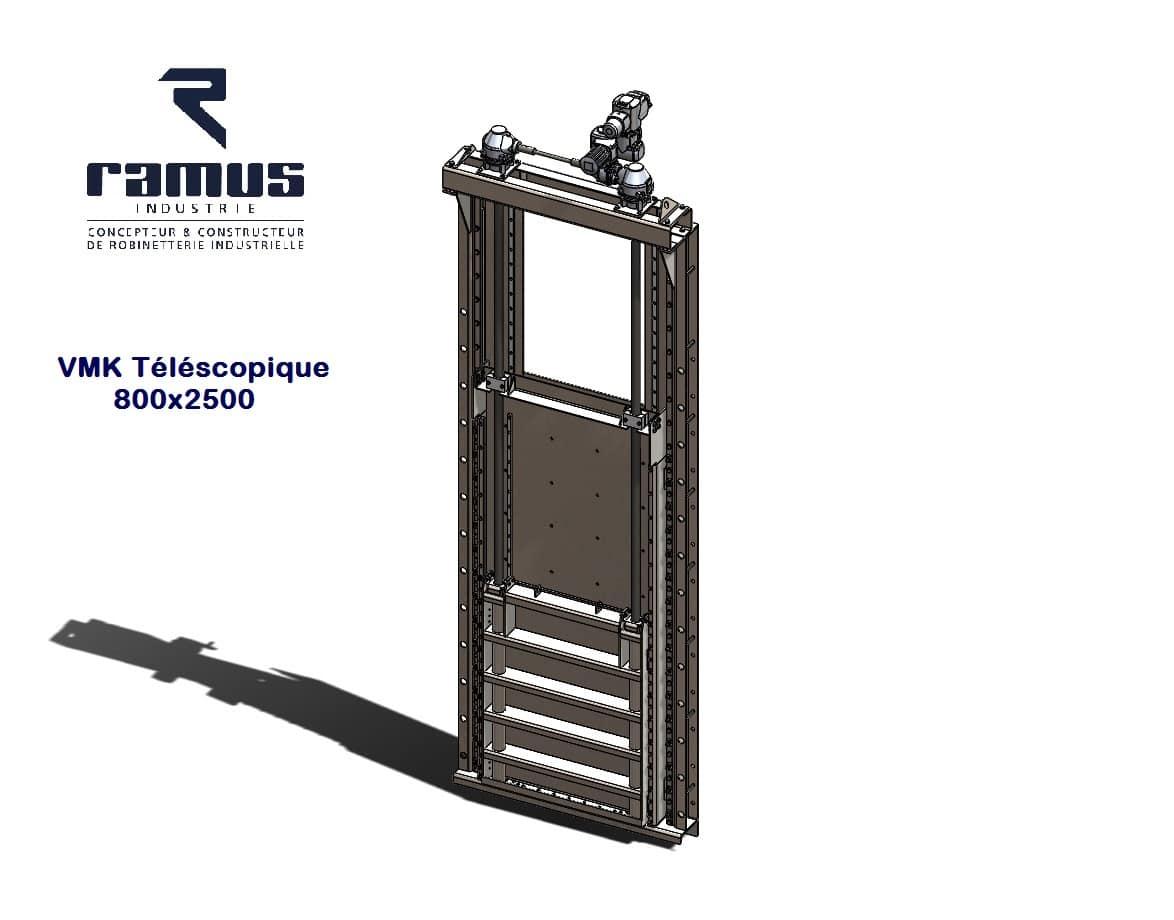 Ramus Industrie Concepteur Et Constructeur De Robinetterie